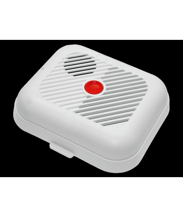 GSM bug in a dummy smoke alarm