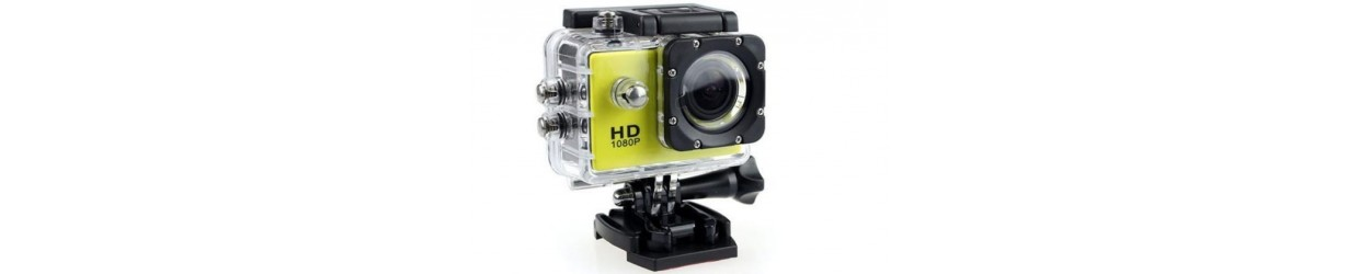 Sport and action cameras